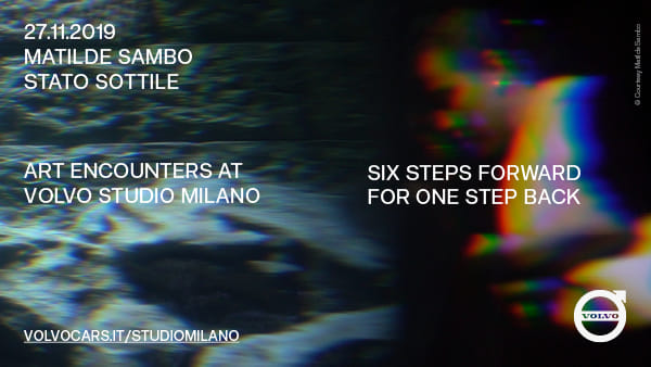 Art Encounters: sei eventi di arte contemporanea sul tema della sostenibilità @Volvo Studio Milano