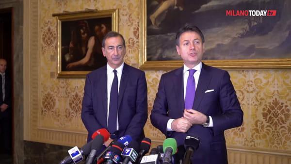 """Milano, il premier Conte parla del rapimento di Silvia Romano: """"Per ottenere risultati serve discrezione"""""""
