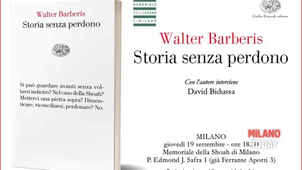 Storia senza perdono - Con Walter Barberis e David Bidussa