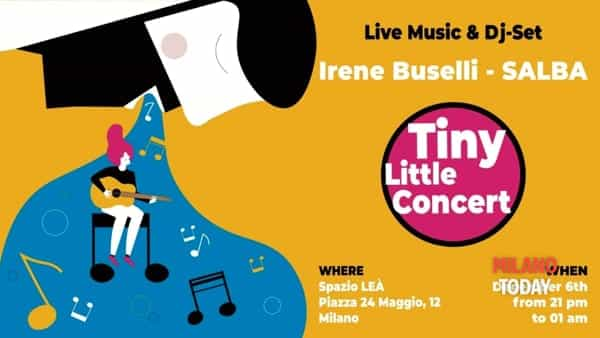 Tiny little concert - chapter #1