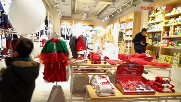 Milano, apre Chicco Stories: in via Dante l'abbigliamento per l'infanzia diventa 'social' con fatine e selfie