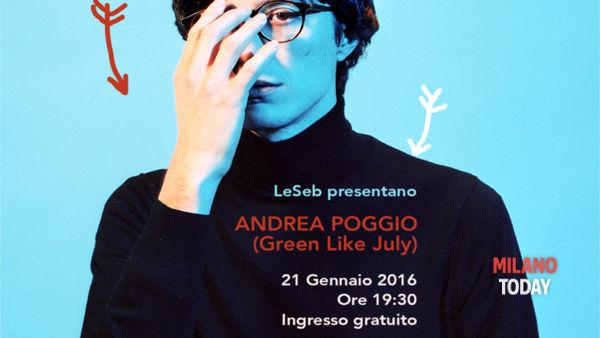 Leseb presentano Andrea Poggio