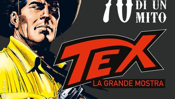 """""""Tex. 70 anni di un mito"""": dal 2 ottobre al 27 gennaio 2019 al Museo della Permanente"""