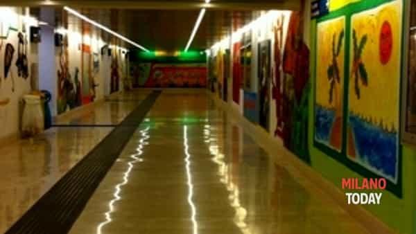 """""""cosìmipiace leonardo"""" - street artist, scuole e gruppi cercasi per la stazione milano porta garibaldi-3"""