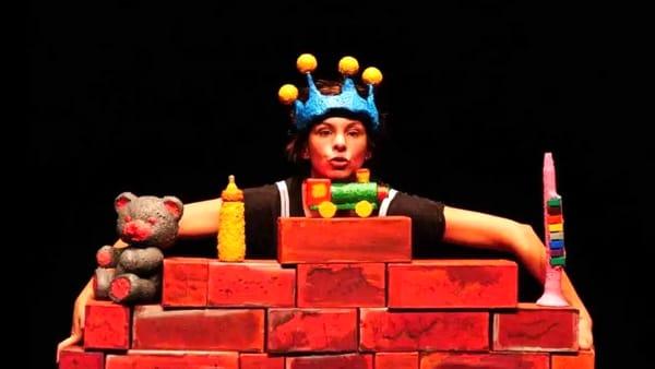 """Bambini a teatro: arriva lo spettacolo """"Di qua e di là, storia di un piccolo muro"""""""