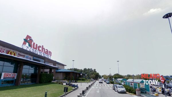 Black Friday al Centro commerciale Auchan di Rescaldina