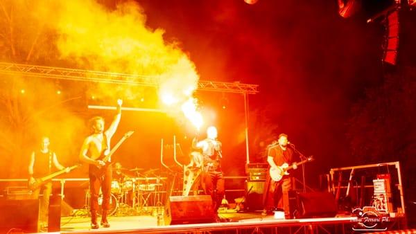 Una serata Metal in omaggio ai Rammstein e agli Slipknot