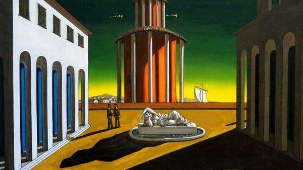 """Giorgio De Chirico in mostra a Palazzo Reale: """"Un viaggio tra i misteri della sua pittura"""""""