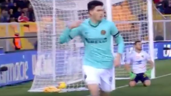 Lecce-Inter 1-1, video gol e sintesi partita: Mancosu risponde a Bastoni ed è pari