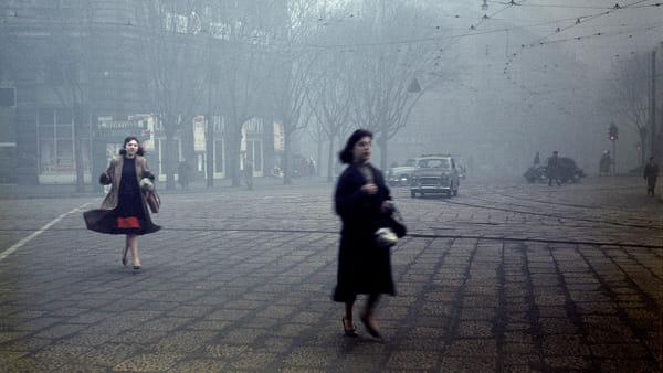 Milano in cento fotografie: la mostra gratuita arriva al CastelloSforzesco