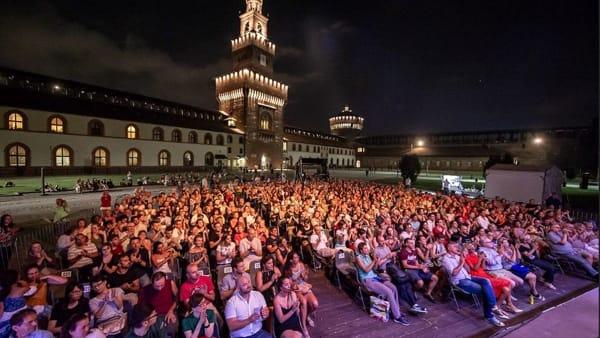 """""""Estate sforzesca"""": musica, danza e teatro con 82 appuntamenti"""