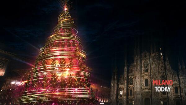 Albero Di Natale Milano.Il Natale Degli Alberi Cosi Milano Rivoluzionera Le Festivita Come Sara Dal Centro Alle Periferie