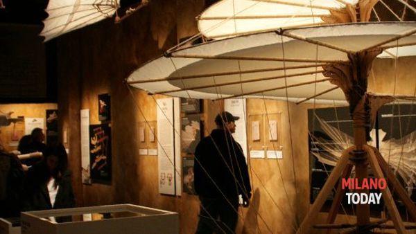"""Il """"Mondo di Leonardo"""" a Milano, la mostra"""