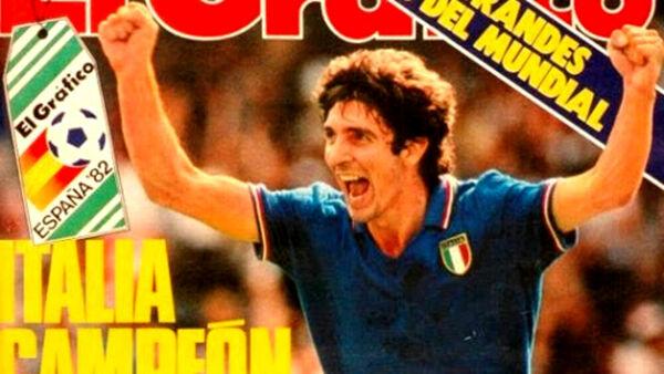 È morto Paolo Rossi, eroe nazionale nel 1982