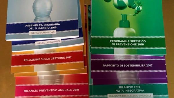 Assemblea dei Consorziati Corepla 2018: una storia italiana di successo