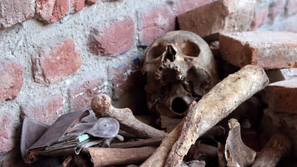 Alla scoperta dei 150.000 scheletri del Sepolcreto della Cà Granda