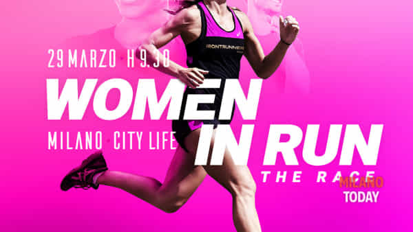 Women in run • the race
