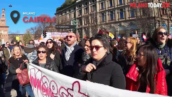 La protesta degli insegnanti precari: anche a Milano stop alle lezioni nel giorno di San Valentino