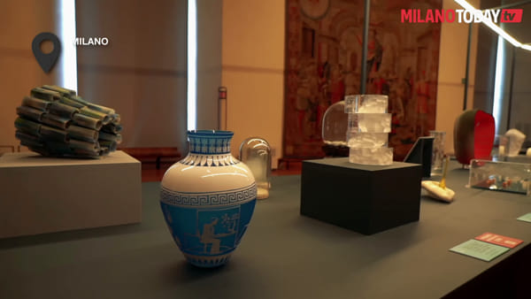 Milano, al Castello Sforzesco le 35 opere contemporanee del concorso d'arte vetraia