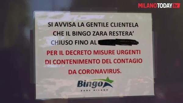 """Milano, la rivolta della sala Bingo: """"Vogliono colpire il gioco legale, per questo ci fanno restare chiusi"""""""