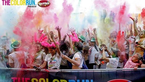 """""""The Color Run"""", la corsa colorata torna a Milano il 14 settembre"""
