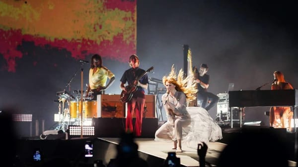 """Milano Rocks 2019"": Florence + The Machine e Twenty One Pilots in concerto"