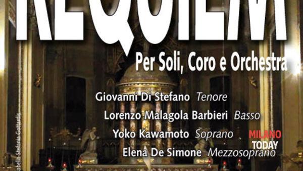 Requiem: concerto a Milano il 30 marzo