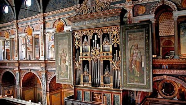 """""""Antegnati Tour"""": il 18 settembre alla Chiesa di San Maurizio al Monastero Maggiore, gratis"""