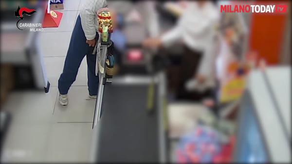 San Giuliano Milanese, rapinatore con la scacciacani svaligia l'Outlet dolciario: arrestato dai Carabinieri