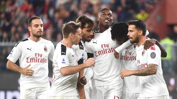 Video gol Genoa-Milan 1-2: highlights e sintesi della partita