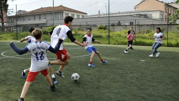 """No League"" all'Arena Civica: quattro sport, 270 giovani atleti"