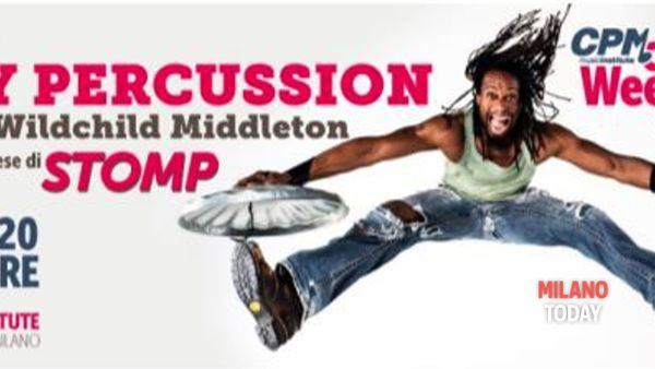 Workshop di body percussion: a Milano il 17, 19 e 20 novembre