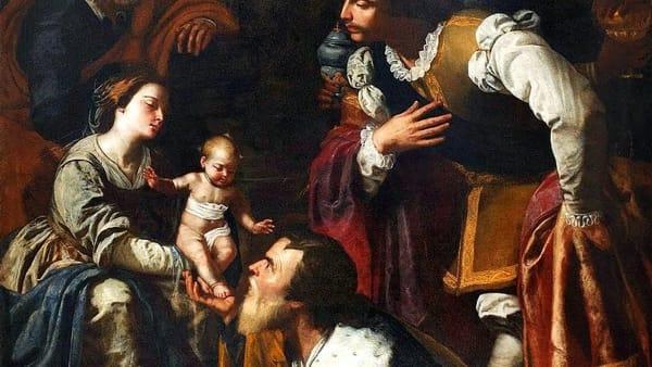 La splendida 'Adorazione dei magi' di Gentileschi arriva a Milano per la prima volta