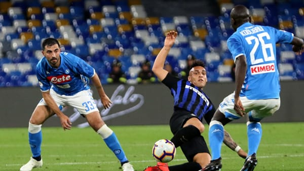 Napoli-Inter 4-1: video, gol, sintesi e highlights