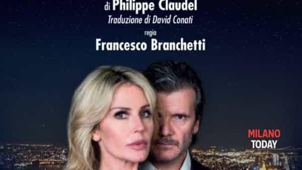 """nathalie caldonazzo e francesco branchetti in scena al cinema teatro eduardo di opera con """"parlami d'amore"""" -2"""