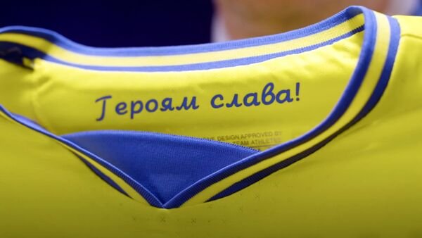 """""""Gloria all'Ucraina"""" può mai essere uno slogan politico?"""