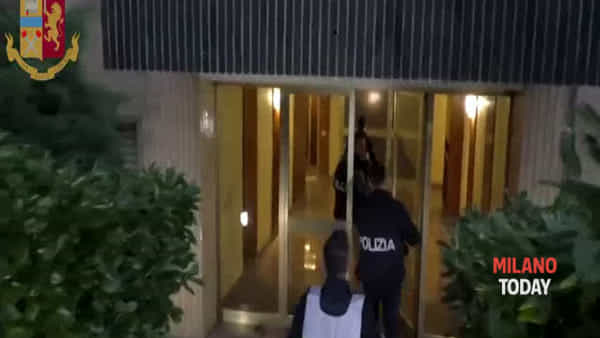 Traffico internazionale di cocaina e hashish: 17 persone arrestate dalla polizia