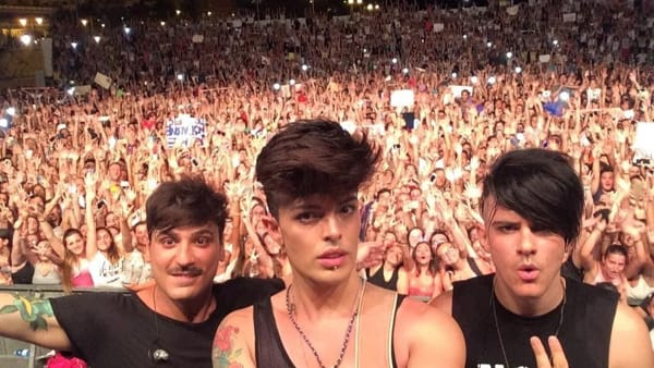 The Kolors in concerto: il 30 settembre da Experience