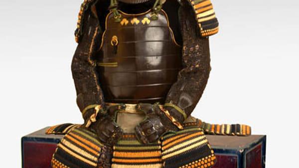 Un'armatura per samurai: il 24 maggio alle Gallerie d'Italia