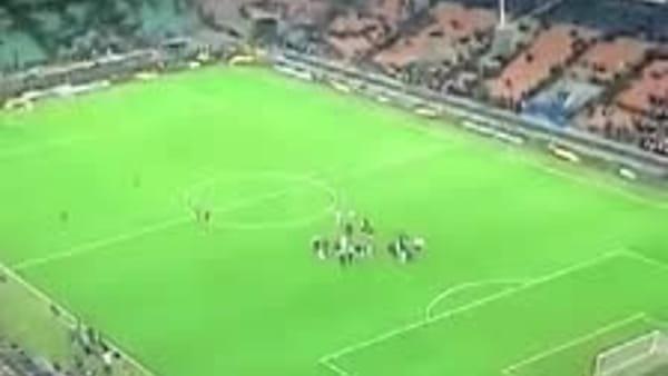 """Inter-Eintracht 0-1 e nerazzurri eliminati, Beppe Bergomi fuorionda: """"Che palle"""". Video"""