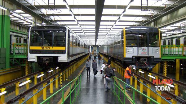 """""""Porte aperte da Atm"""": a ottobre visite guidate e attività al deposito di San Donato"""
