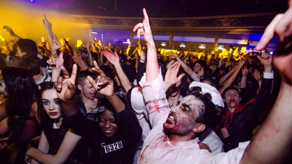 """Halloween Party 2016"": il 31 ottobre all'Alcatraz"