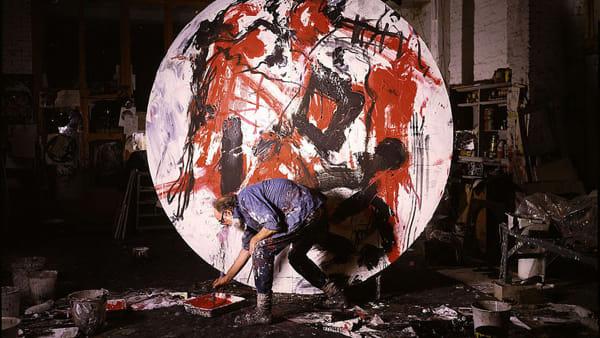 Cinquant'anni di pittura e 60 dipinti: la mostra gratis a Palazzo Reale
