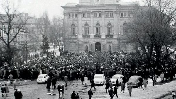 """""""Quando infuriava il rock. Il '68 all'est. Dissenso e controcultura"""": dal 23 al 27 ottobre all'Università Statale"""