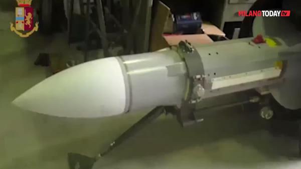 Pavia, neonazisti nascondevano arsenale in Lombardia: trovati mitra e un missile aria-aria