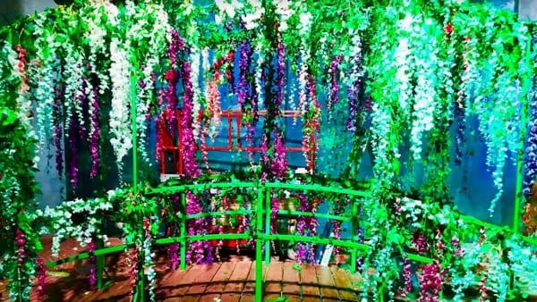 Al Teatro degli Arcimboldi due mostre immersive su Monet e la Street Art: orari e biglietti
