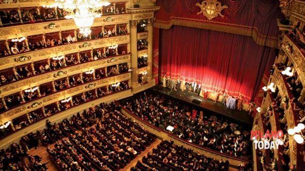 Calendario Teatro Alla Scala.Teatro Alla Scala Tutti Gli Eventi
