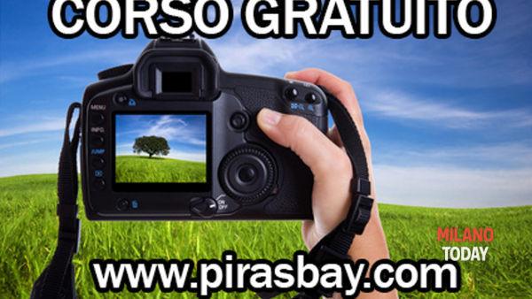 Corso di fotografia gratuito: a Milano il 24 maggio