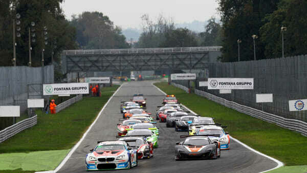 Il Gt open a Monza