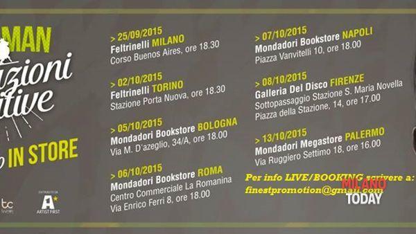 Babaman in concerto a Milano il 25 settembre